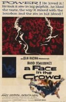 A Face in the Crowd 1957 DVD - Andy Griffith / Patricia Neal